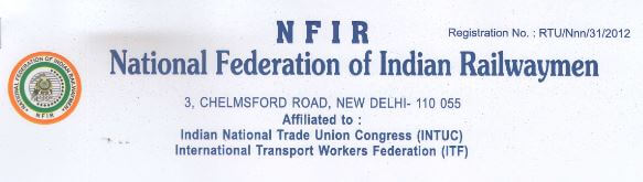 Serving Railway Employees and RELHS beneficiaries to include under AYUSHMAN YOJNA – NFIR