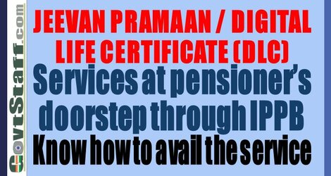Digital Life Certificate (DLC)/ Jeevan Pramaan Services at pensioner's doorstep through IPPB: Know how to avail the service