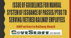 issue-of-guidelines-for-manual-system-of-issuance-of-passes-ptos-to-serving-retired-railway-employees