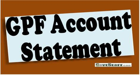 Issuance of Annual Statements of GPF Accounts (CCO-9) for the year 2020-21 on 1st April, 2021 – regarding.