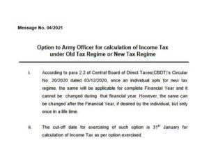 option-for-calculation-of-income-tax-under-old-tax-regime-or-new-tax-regime
