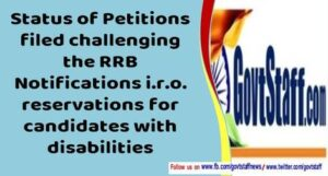 status-of-petitions-filed-challenging-the-rrb-notifications-i-r-o-reservations-for-candidates-with-disabilities