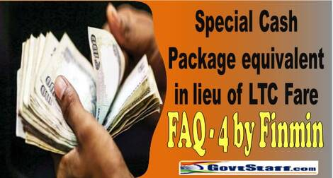 Special Cash Package equivalent in lieu of LTC Fare – FAQ – 4 by Finmin