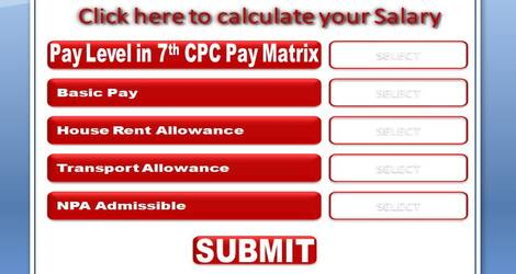 calculate your salary