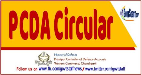 PCDA(P) Circular No. 218 : Expeditious settlement of family pension cases by banks
