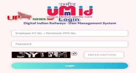 Special Drive for i) Registration & Issue of UMID Cards and ii) collection of PPO related grievances from Railway employees and Pensioners/Family Pensioners