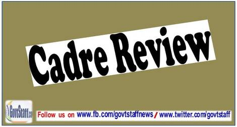 Status of Cadre Review proposals approved by Cabinet and under consideration in Cadre Review Division of DoPT as on 10th September 2021