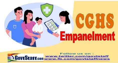 Sarraf Ortho Spine & Maternity Centre, Laheriasarai, Darbhanga: Empanelment under CGHS Patna
